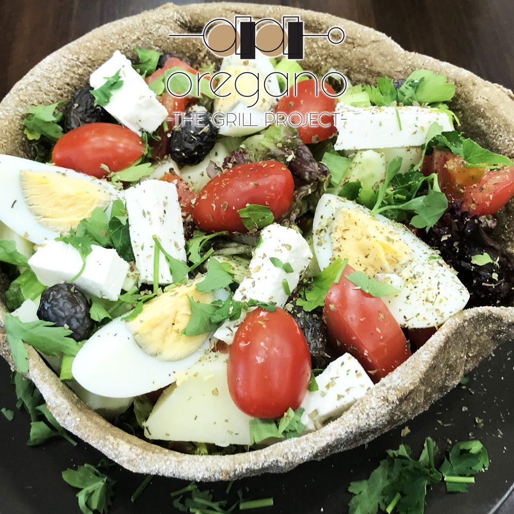 Κρητική σαλάτα